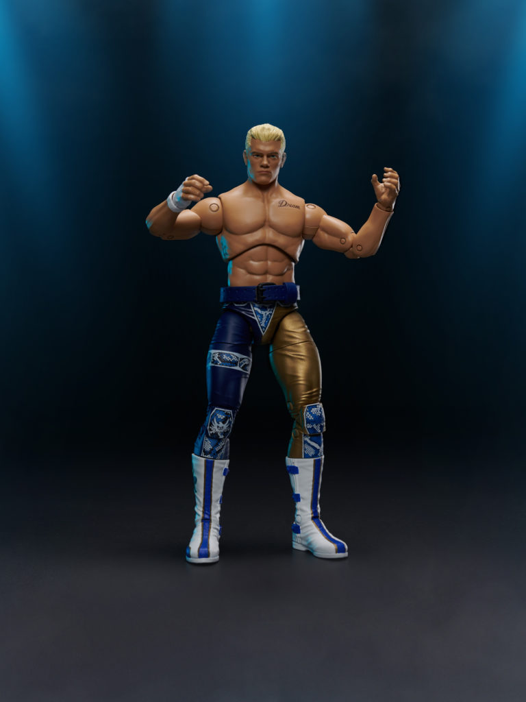 AEW Cody Rhodes Hero lights
