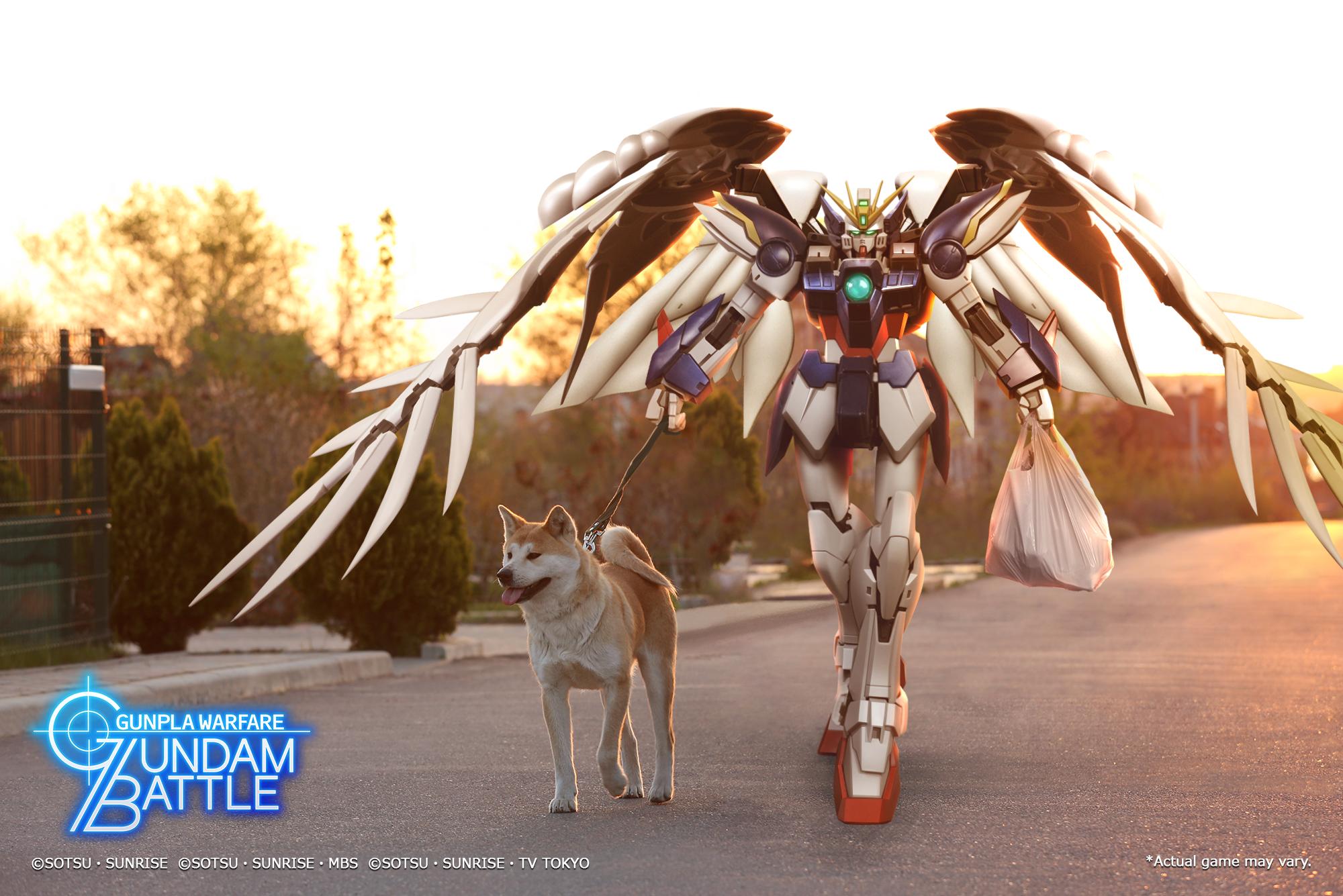 Gundam Battle: Gunpla Warfare - AR