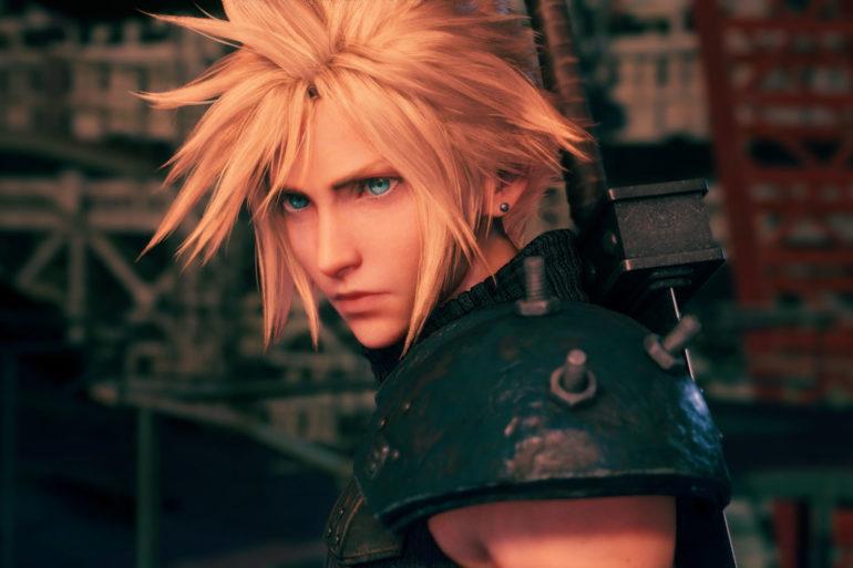 Final Fantasy VII Remake - Event Cloud