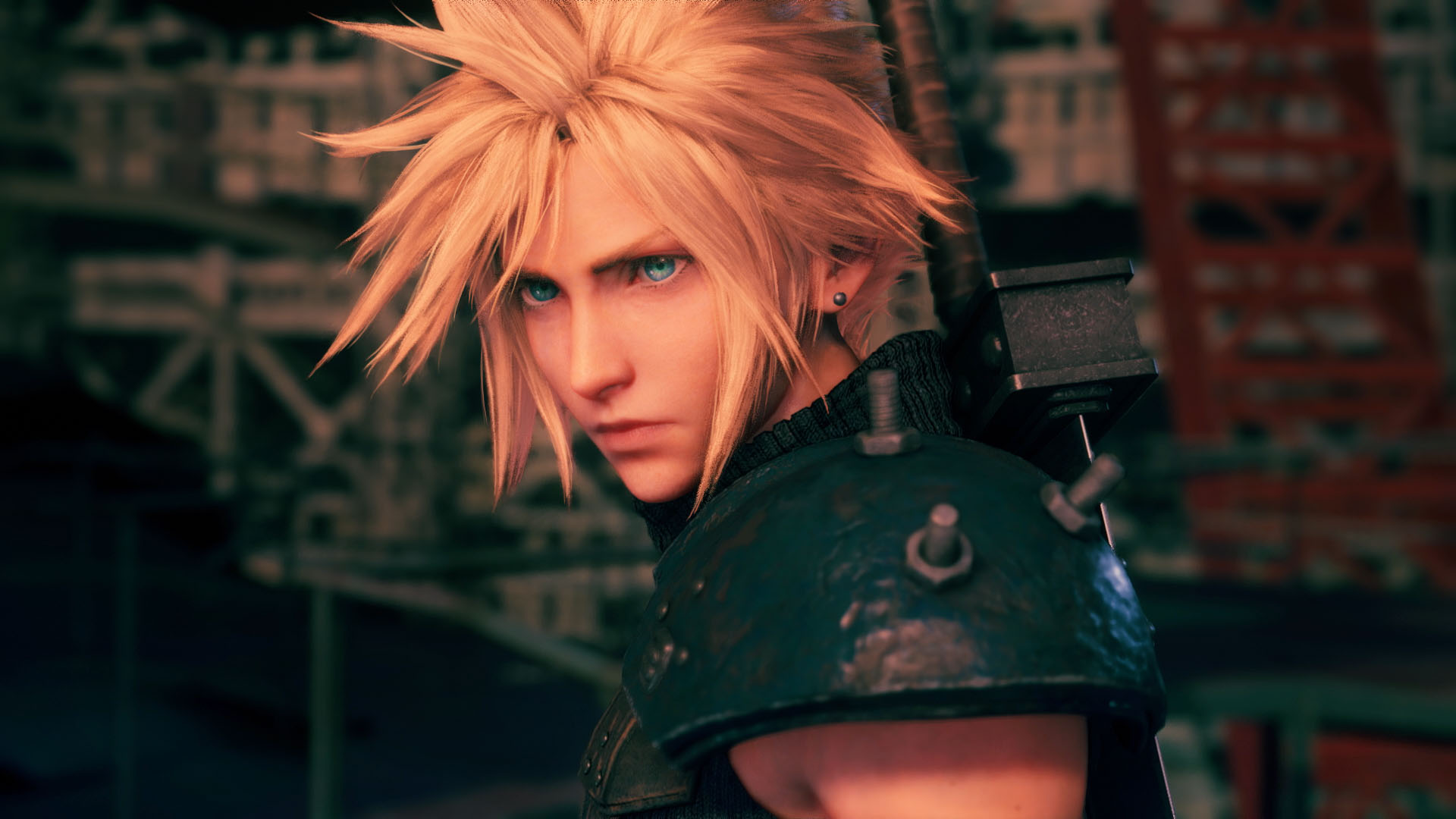 Final Fantasy VII Remake - Event Cloud