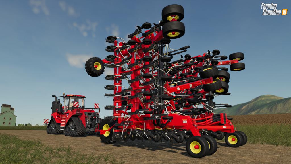 Farming Simulator 19 - air seeder