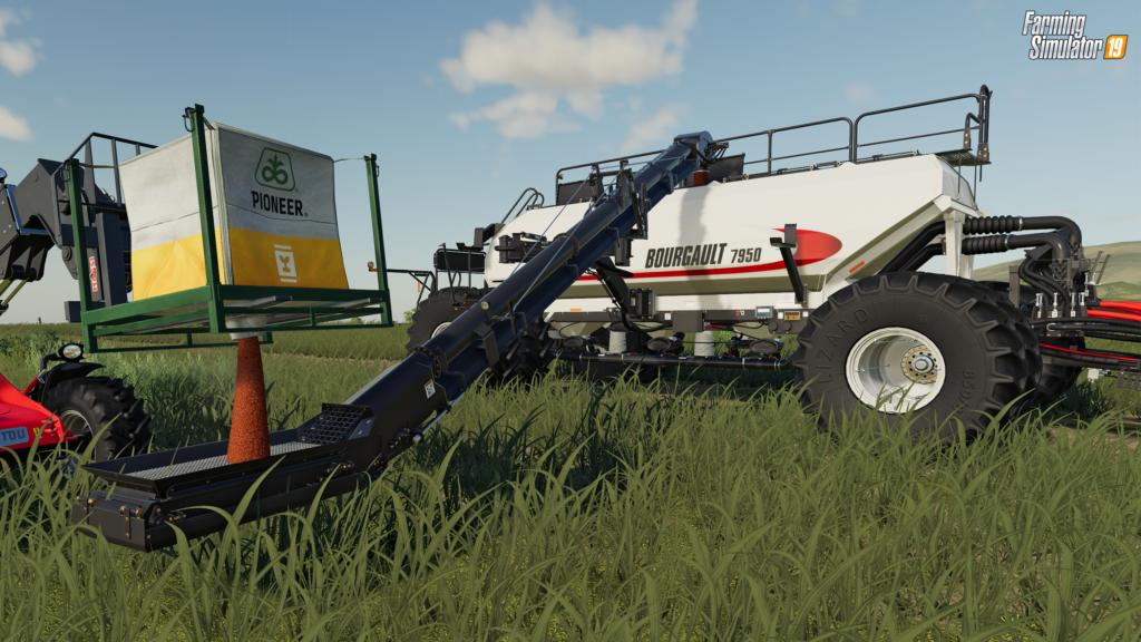 Farming Simulator 19 - air cart