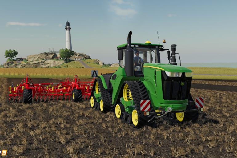 Farming Simulator 19 - Bourgault DLC