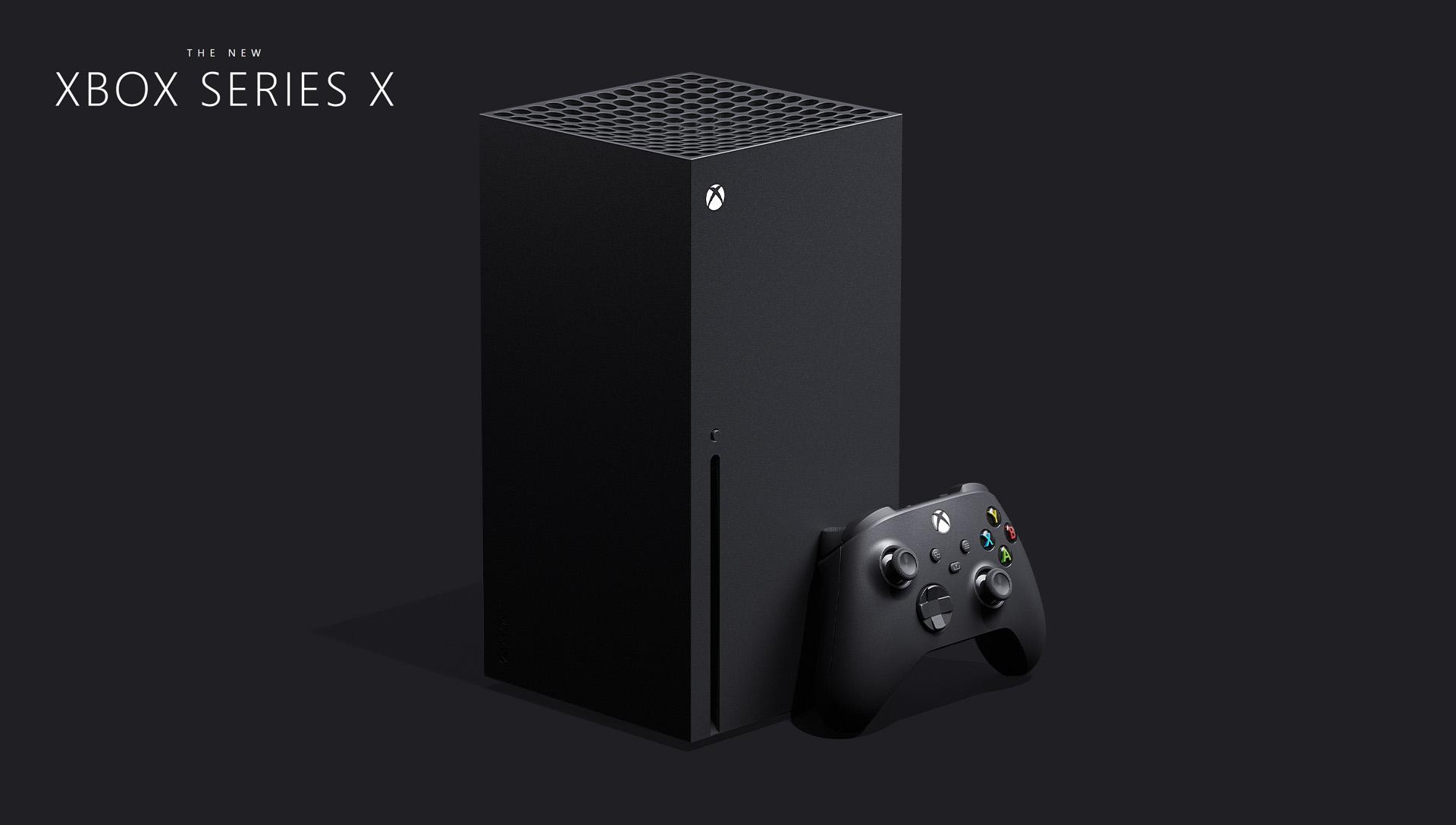 Xbox Series X - console