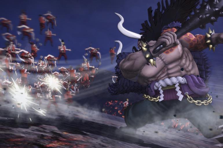 One Piece Pirate Warriors 4 - Kaido
