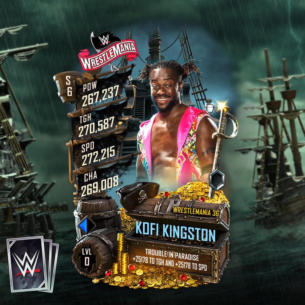 WWESC S6 Kofi Kingston WM36