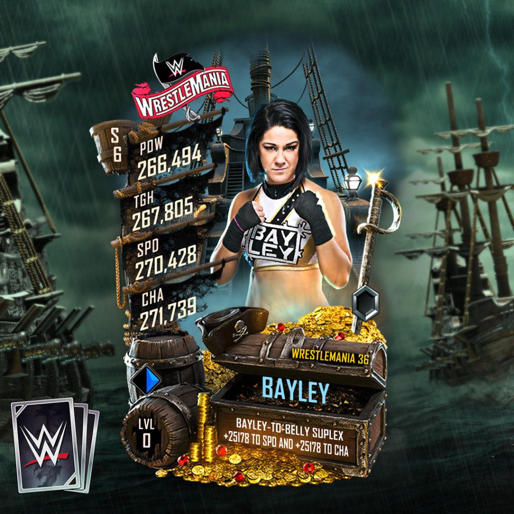 WWESC S6 Bayley WM36