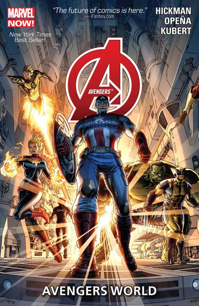 Avengers Hickman Vol1