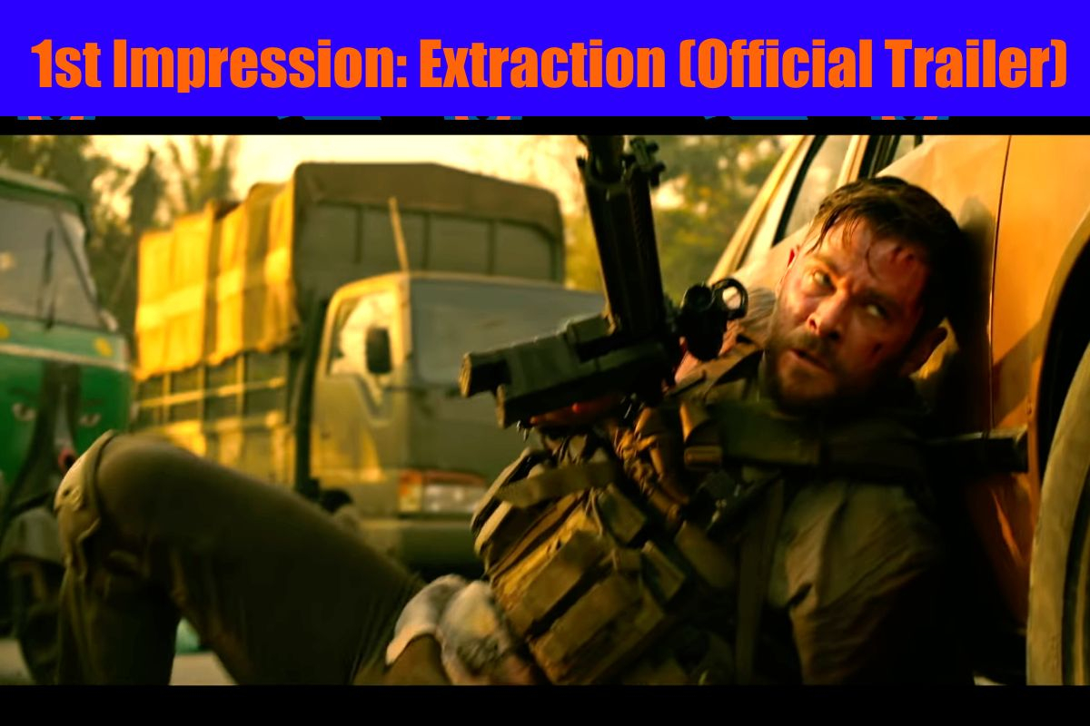 1st Impression Extraction Official Trailer Rage Works