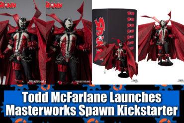 Spawn McFarlane Kickstarter