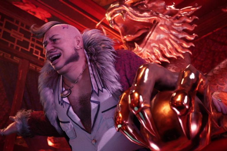 Final Fantasy VII Remake - Don Corneo