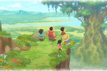 Doraemon Story of Seasons - horizon