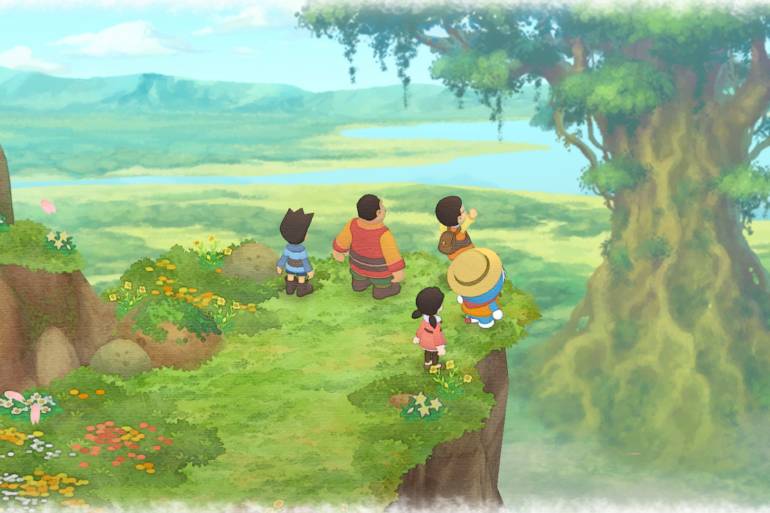 Doraemon Story of Seasons - horizon