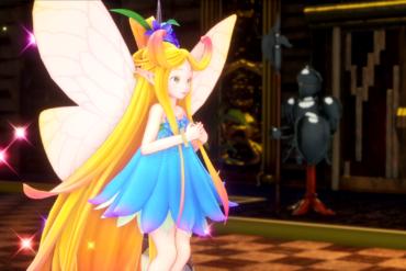 Trials of Mana - Fairy
