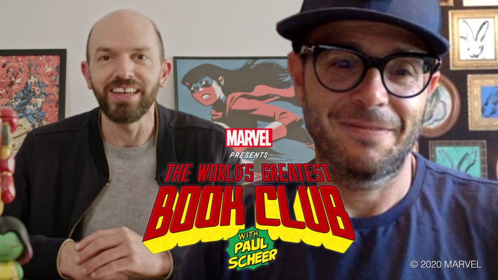 Marvel WGBC Scheer