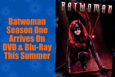 Batwoman S1 Announcement