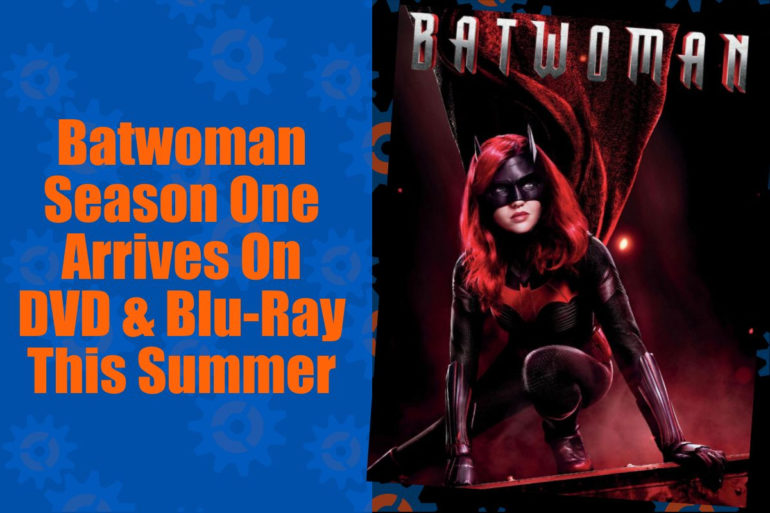 Batwoman S1 Announcement
