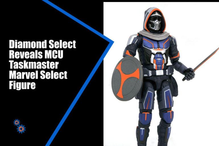 Marvel Select MCU Taskmaster