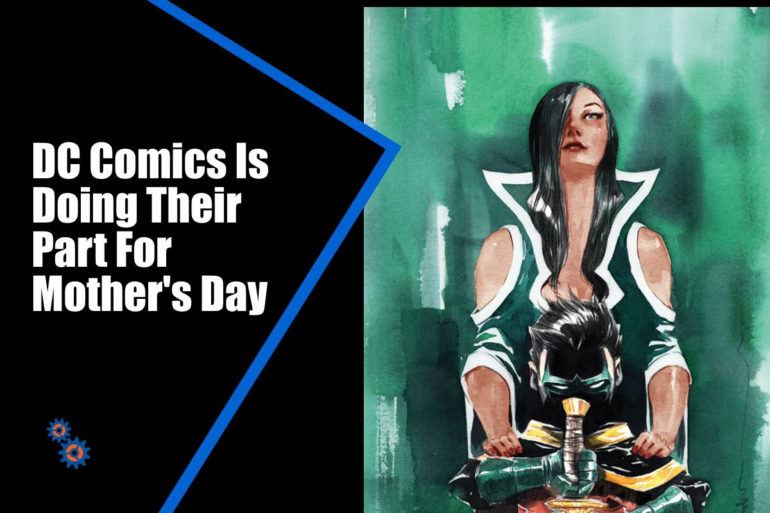 DCU Mothers Day 2020