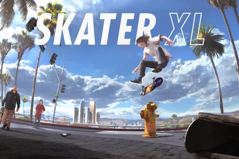 Skater XL - cover