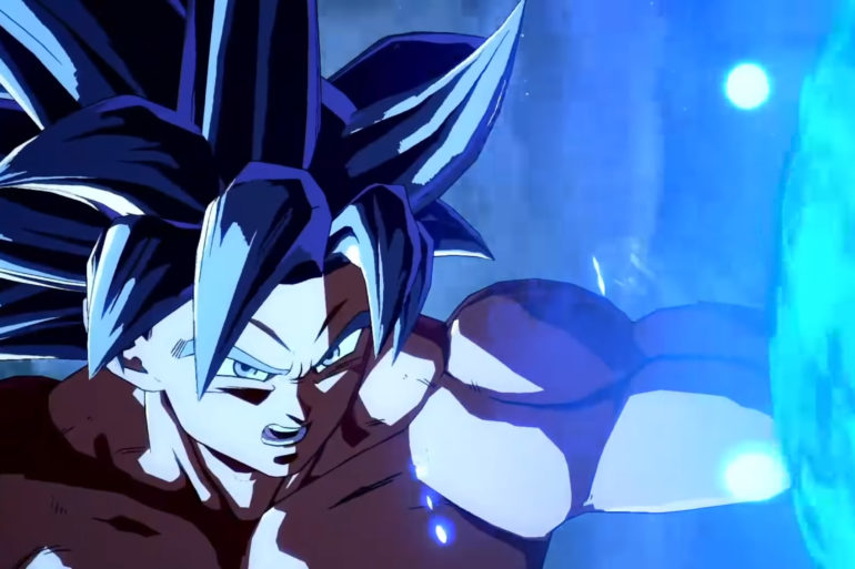 Dragon Ball: FighterZ - UI Goku 01