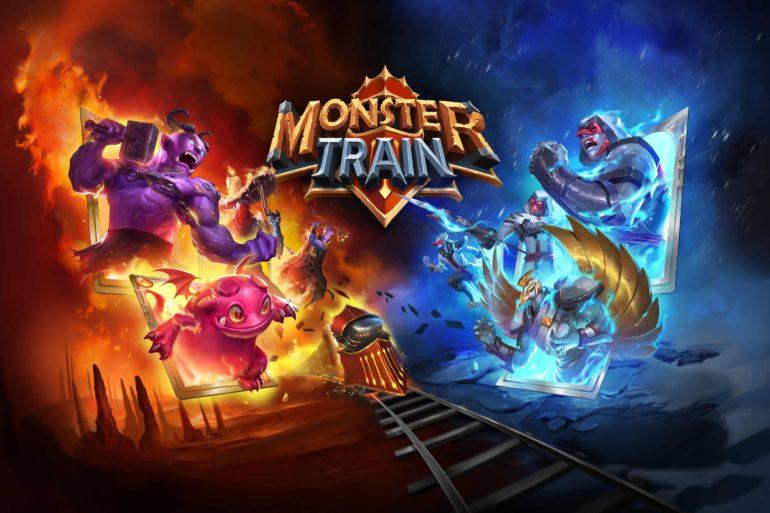 Monster Train - Key Art