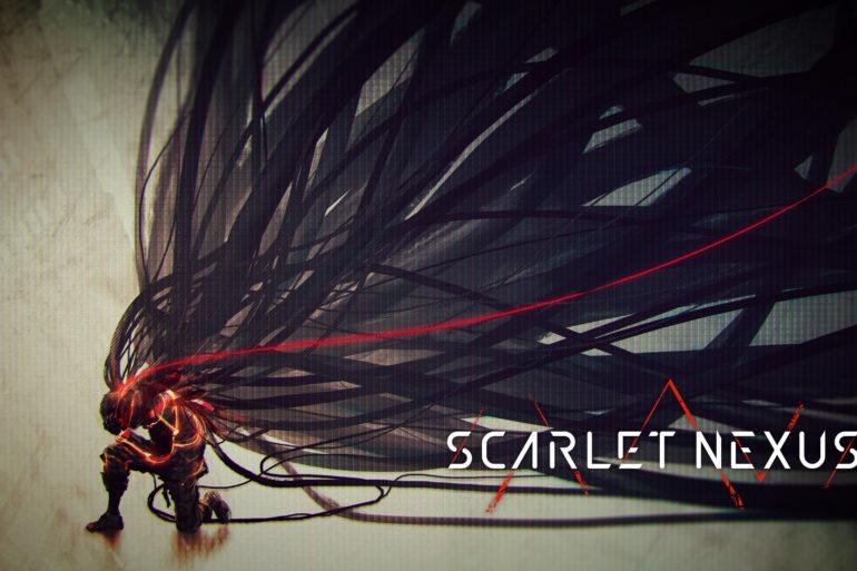 Scarlet Nexus - key art