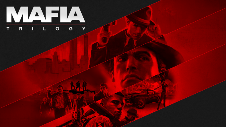 MAFIA TRILOGY KEY ART WIDE