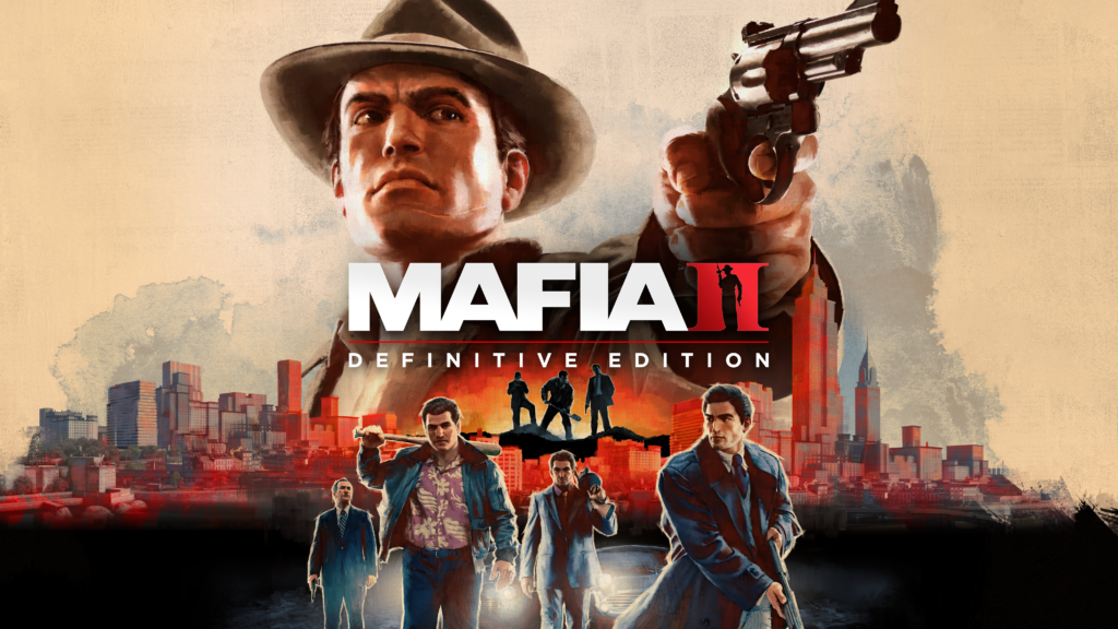 MAFIA2 KEY ART WIDE