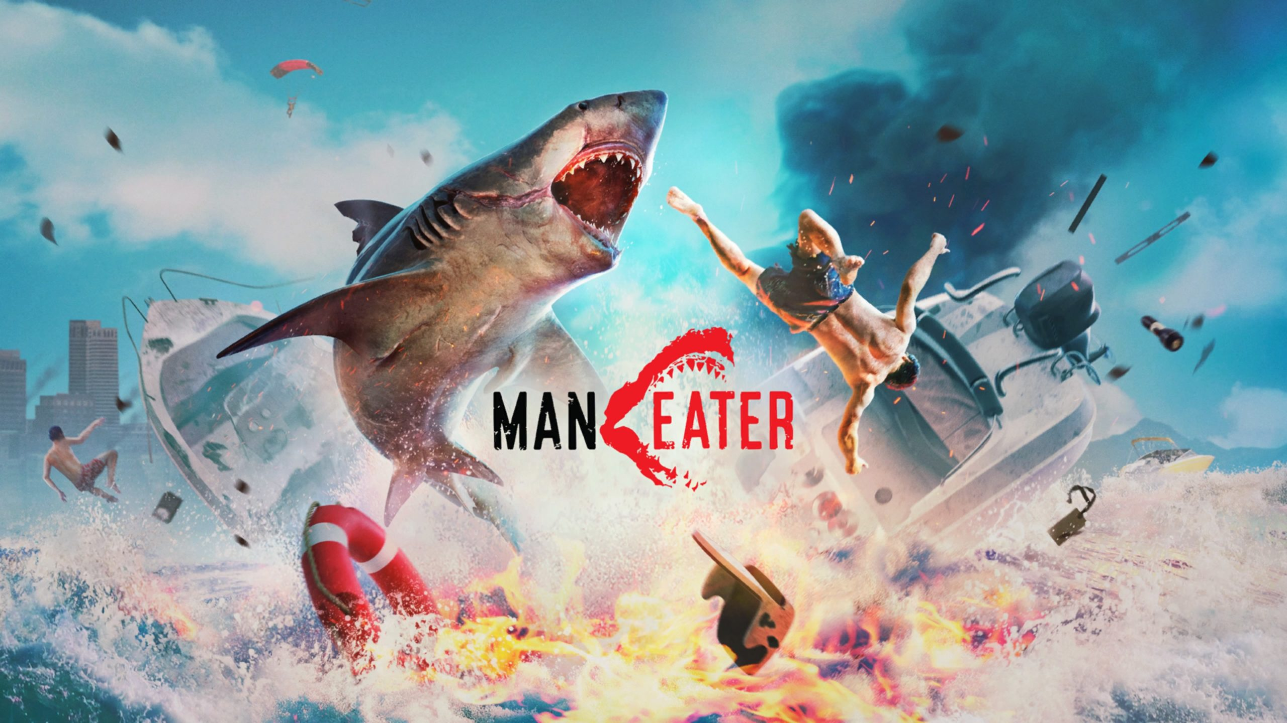 Maneater - cover