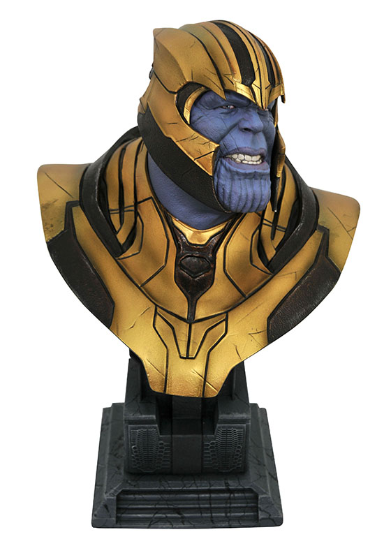 Thanos3Dbustside
