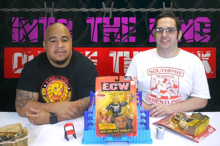 ECW Dudley Boyz Retro Figure Review 00 00 00 1 1