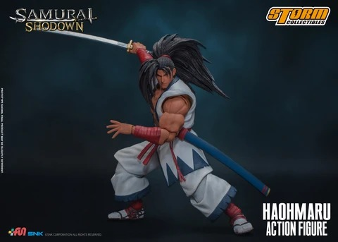 Storm Collectibles Haohm 4