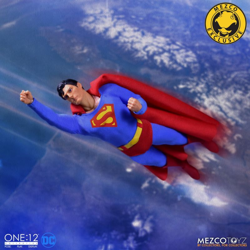 MezcoOne12 Superman1978 13
