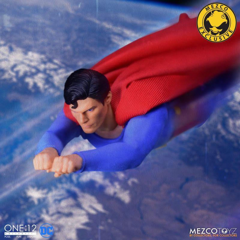 MezcoOne12 Superman1978 14