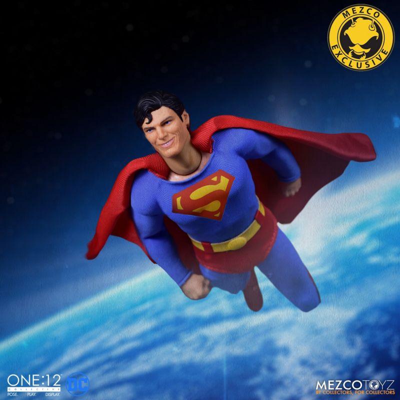 MezcoOne12 Superman1978 15