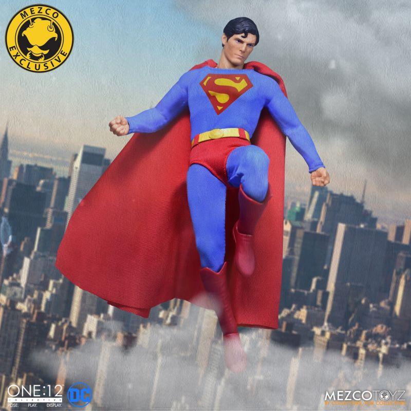 MezcoOne12 Superman1978