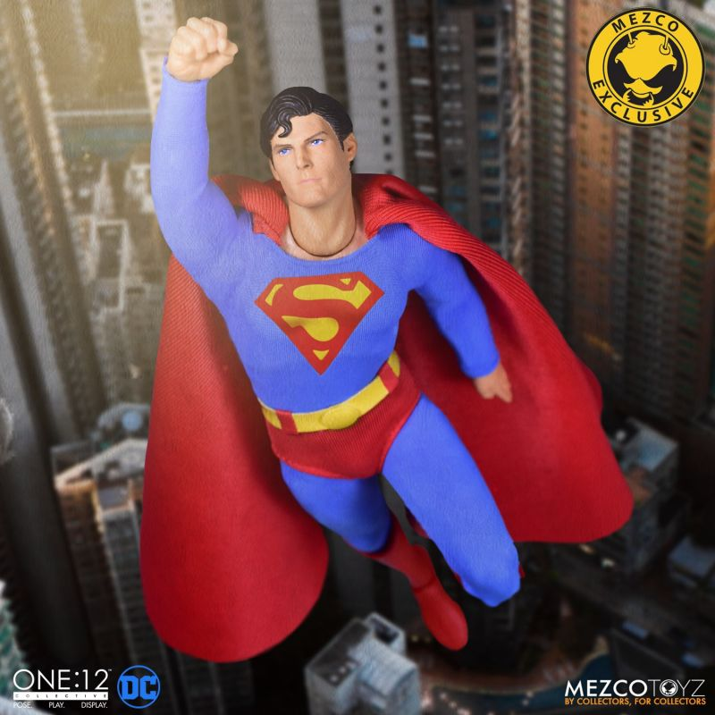 MezcoOne12 Superman1978 1