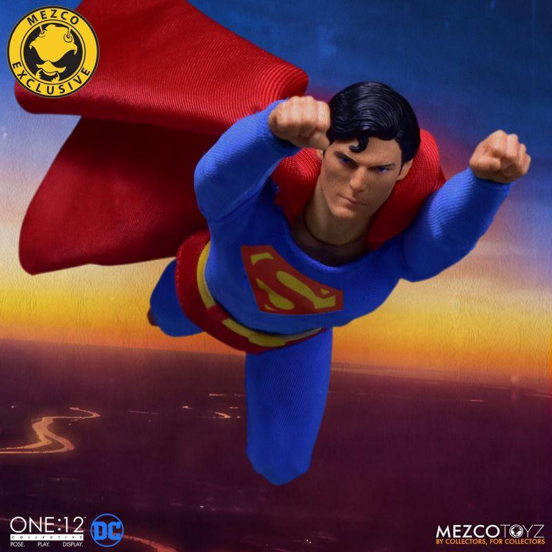 MezcoOne12 Superman1978 2