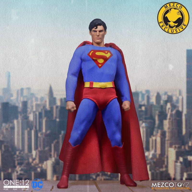 MezcoOne12 Superman1978 3