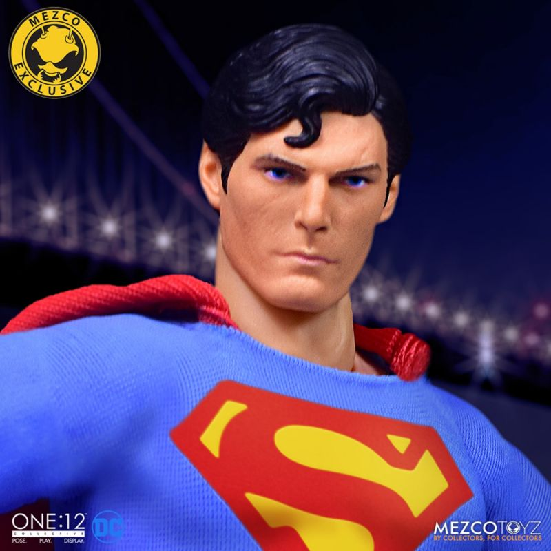 MezcoOne12 Superman1978 4 1