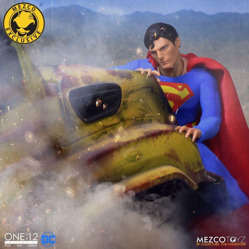 MezcoOne12 Superman1978 5