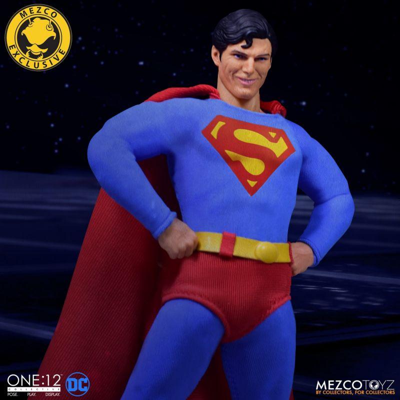 MezcoOne12 Superman1978 6