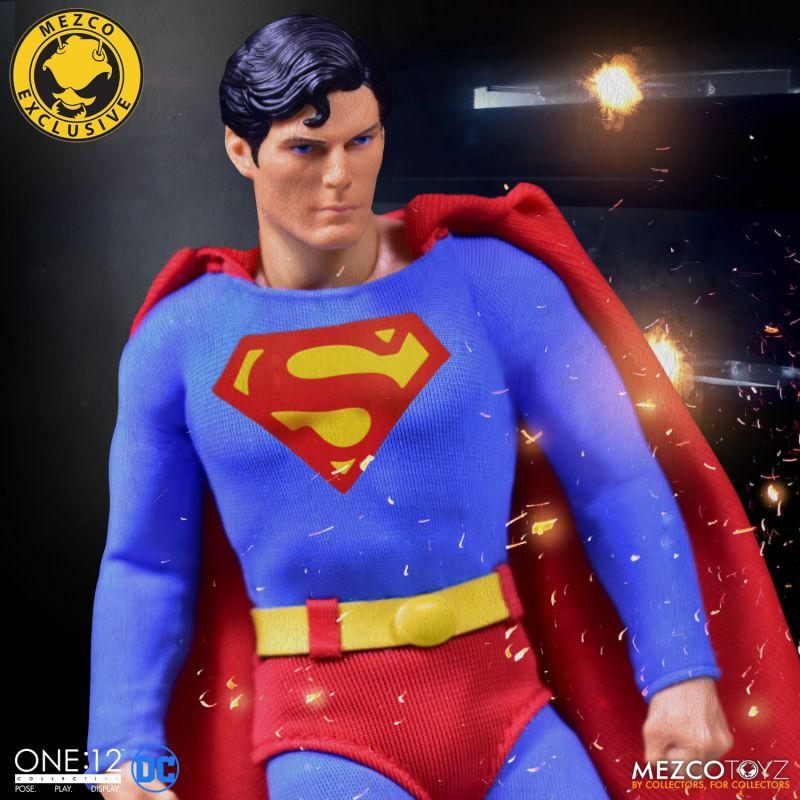 MezcoOne12 Superman1978 7