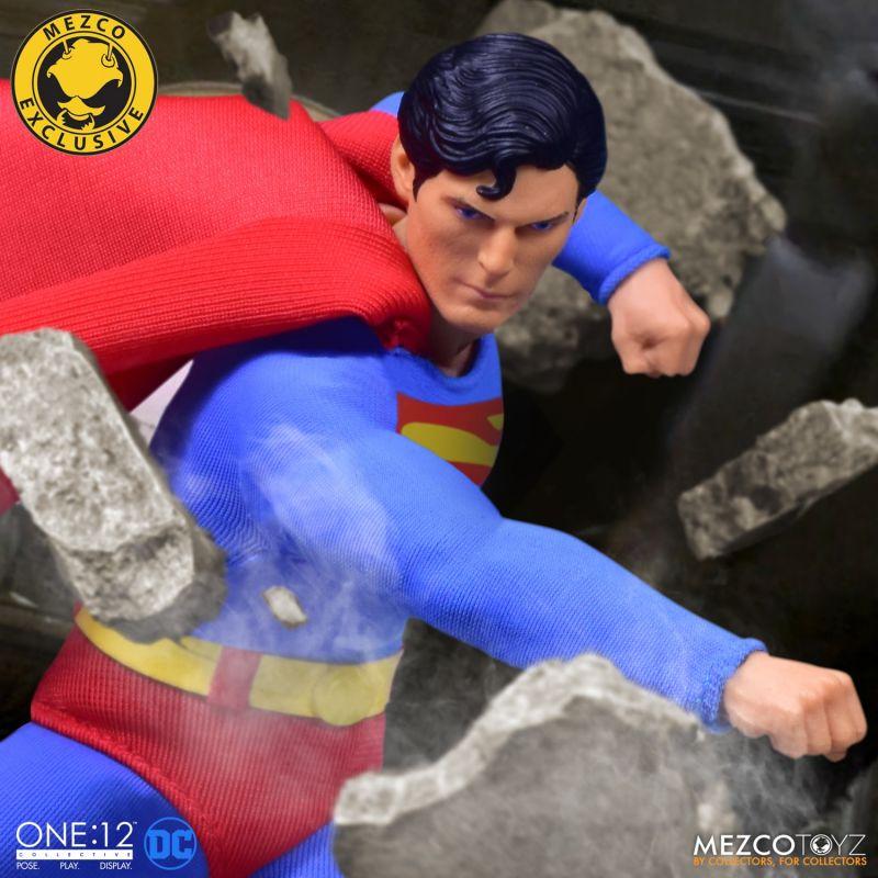 MezcoOne12 Superman1978 8
