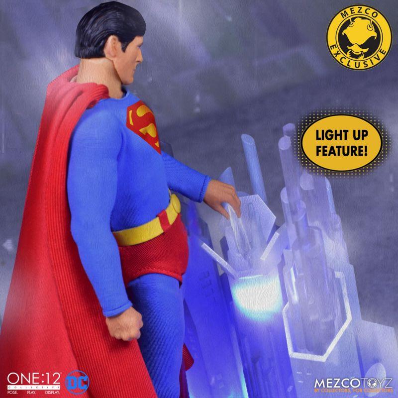 MezcoOne12 Superman1978 10