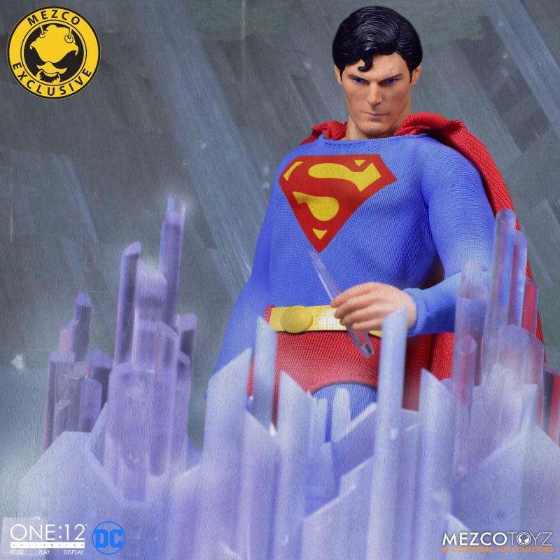 MezcoOne12 Superman1978 11