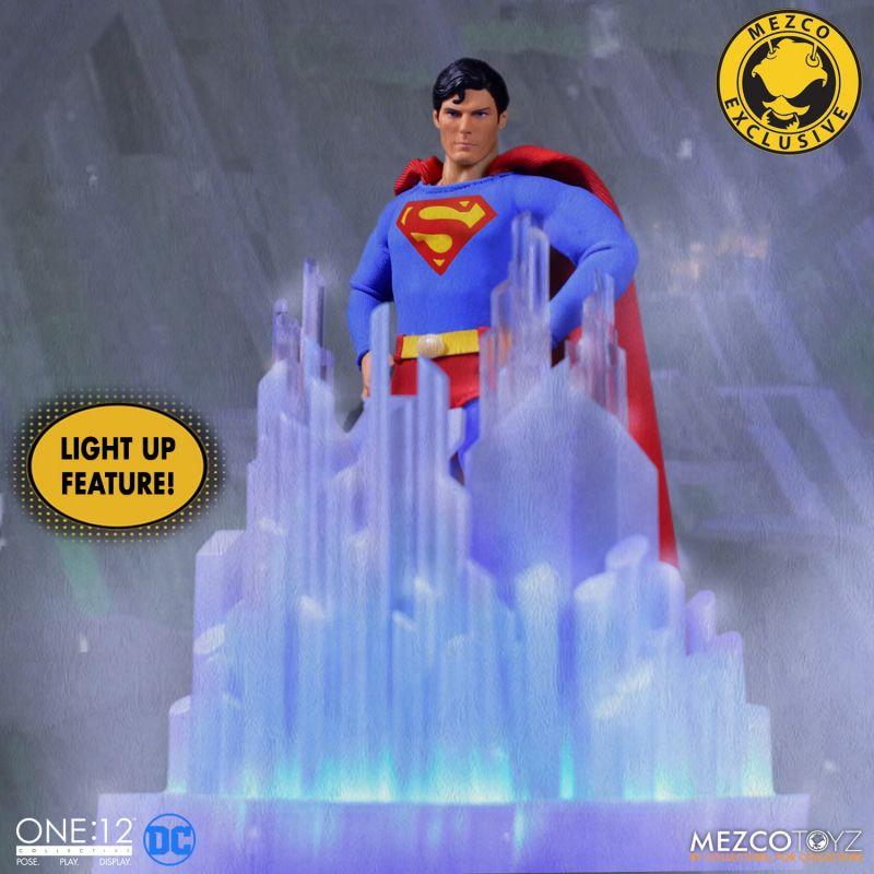MezcoOne12 Superman1978 12
