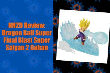 DBS FInal Blast SS2 Gohan Feature