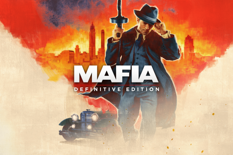 Mafia: Definitive Edition - key art